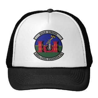 502nd Civil Engineer Squadron - Build Strong Hat