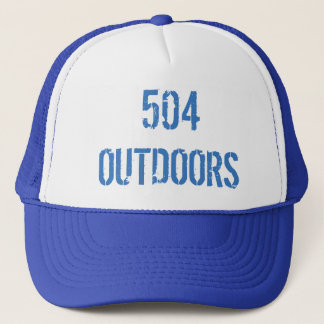 504 Outdoors Trucker Cap