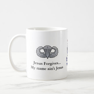 505 Coffee Mug Jesus Forgives