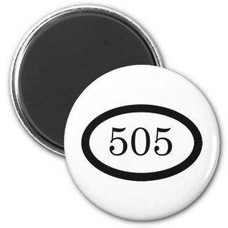 505 Parachute Infantry Magnet