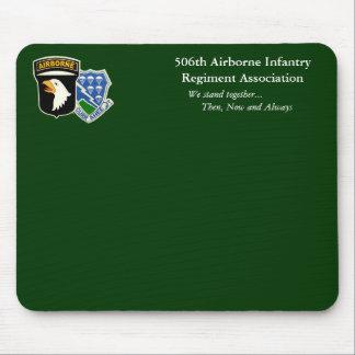506th Airborne Infantry Regim... Mouse Pad