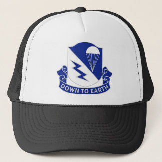 507th Parachute Infantry Regiment Trucker Hat