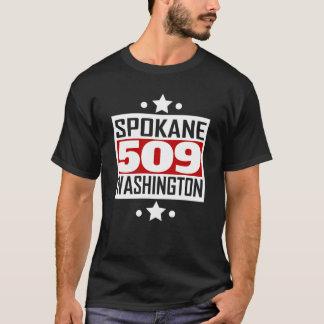 509 Spokane WA Area Code T-Shirt