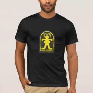 509th PIR Pocket Patch T-shirts