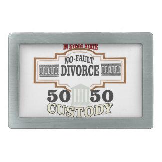 50 50 custody in marriage belt buckles