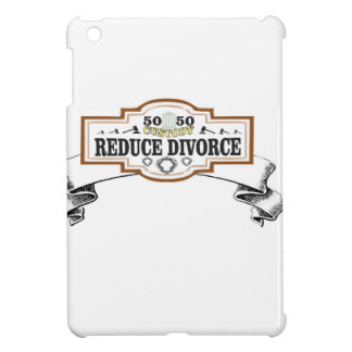 50 50 custody reduce divorce cover for the iPad mini