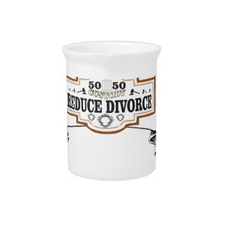 50 50 custody reduce divorce pitcher