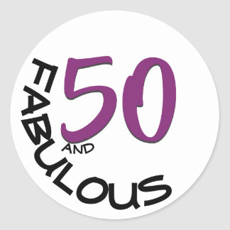 """""""50 and Fabulous"""" 