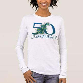 50 and loving it Shirts