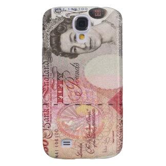 50 British Pound Bank Note iPhone 3 Case