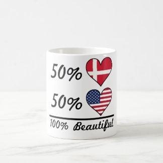 50% Danish 50% American 100% Beautiful Coffee Mug