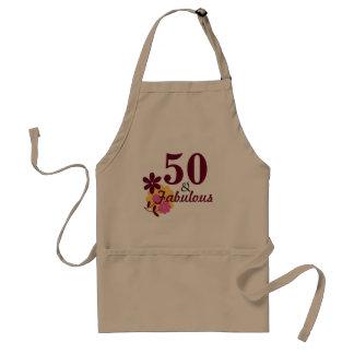 50 & Fabulous Apron