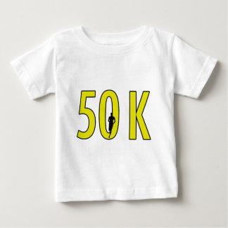 50 K run Baby T-Shirt