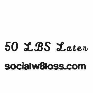 50 LBS Later Polo Shirt