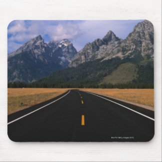 50 miles south of Yellowstone National Park, Mouse Pad