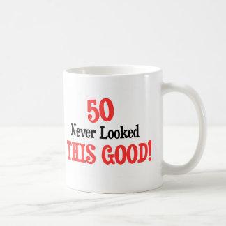 50 Never Looked This Good Coffee Mug