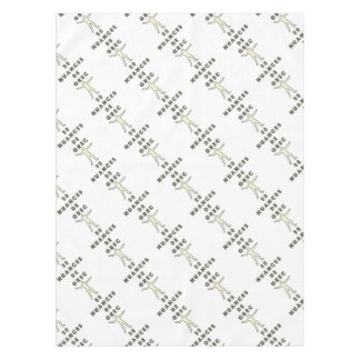 50 NUANCES OF GREEK - Word games - François City Tablecloth