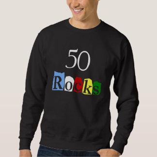 50 Rocks Sweatshirt
