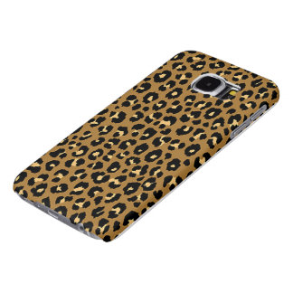 50 Shades of Gold Leopard SAMSUNG GALAXY  S6 CASE