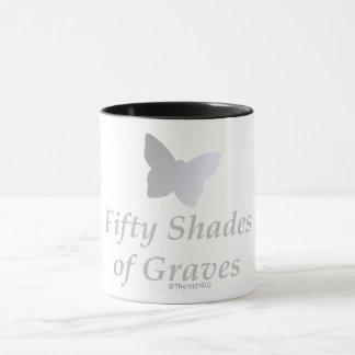 50 Shades of Graves Mug