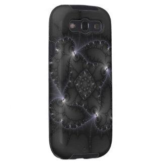 50 Shades Of Grey - Fractal Art Galaxy SIII Cover