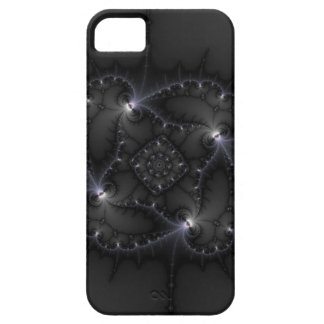 50 Shades Of Grey - Fractal Art iPhone 5 Cases