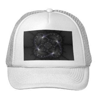 50 Shades Of Grey - Fractal Art Trucker Hats