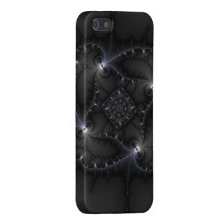 50 Shades Of Grey - Fractal Art Covers For iPhone 5