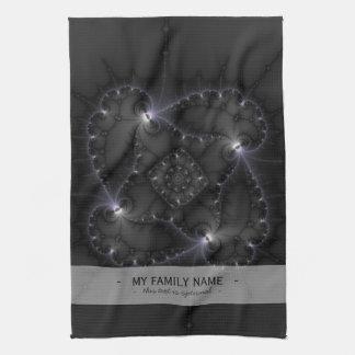 50 Shades Of Grey - Fractal Art Towels