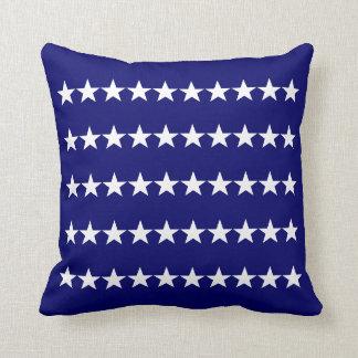 50 Stars and 13 Stripes American MoJo Pillows Cushion