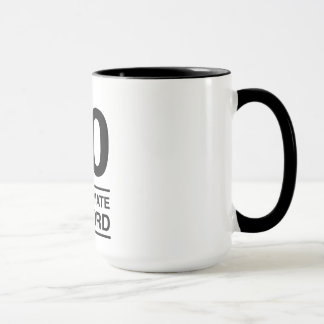 "50 The Ultimate ""F"" Word Mug"