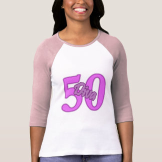 50 year old Diva T-shirts