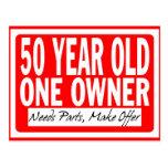 50 Year Old Postcard