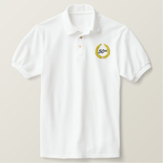50 Years Polo Shirts
