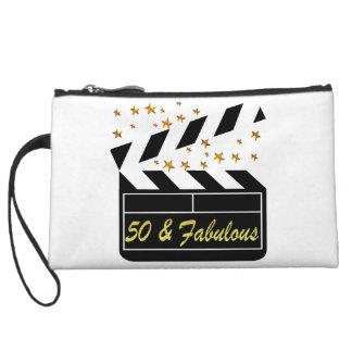 50 YR OLD MOVIE STAR WRISTLET CLUTCHES