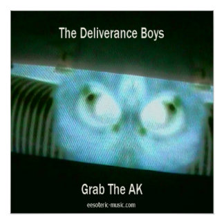 """50cmX50cm """"The Deliverance Boys"""" Perfect Poster"""