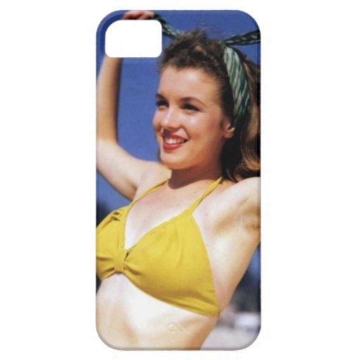 50's Bikini Babe iPhone 5 Covers