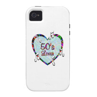 50s Lover iPhone 4 Covers