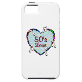 50s Lover iPhone 5/5S Cases
