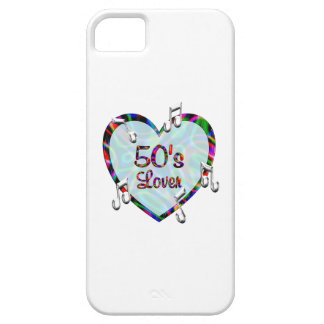 50s Lover iPhone 5/5S Covers