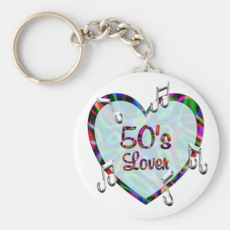 50s Lover Keychains