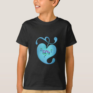 50s Music Love T-Shirt
