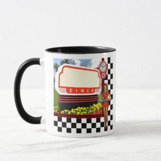 50s Retro Diner Mug
