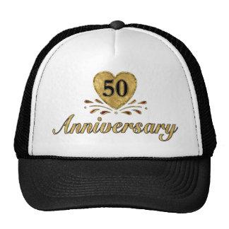 50th Anniversary - Gold Cap