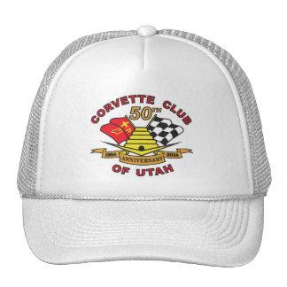 50th Anniversary Hat Mesh Hats
