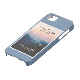 50th Anniversary of Ordination Congratulations Case For The iPhone 5