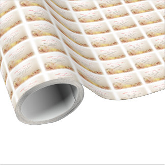 50th Anniversary of Religious Profession, Nun Gol Wrapping Paper