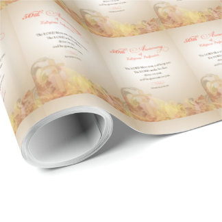 50th Anniversary of Religious Profession, Nun Wrapping Paper