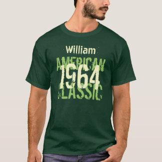 50th Birthday 1964 American Classic Green T-Shirt