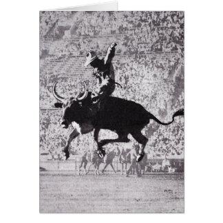 50th Birthday Card, Rodeo! Card